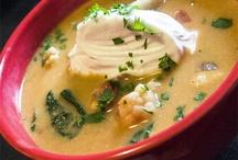 Soups, Stews, crockpot Goodness / by Becky Turner
