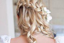 Hairstyles! / by Kristi Maria