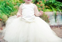 Inspiration for Flower Girl Dresses / A collection of images for ideas and inspiration around flower girl dresses / by Avail & Company / Avail Couture