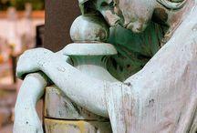 Beautiful, Sad, and Strange Memorials / by Patt Touchton