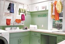 Home - Laundry/Mudroom / by Jennifer Wyant