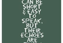 Words / by Amie Emery