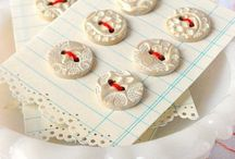 Buttons, buttons! / by Susie Wittwer