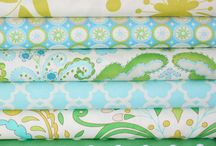 fabric mania! / by Suzanne Borg