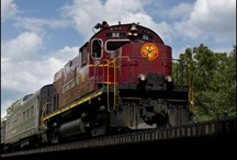 Ride the Train! / by Fort Smith CVB