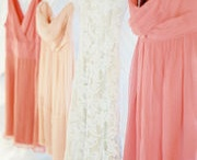 Inspiration for Bridesmaid Dresses / A collection of images of bridesmaids dresses for ideas and inspiration / by Avail & Company / Avail Couture