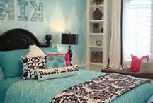 Teen rooms / by Michelle Saam