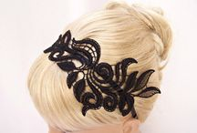 Hair accessories  / by Georgina Andrade