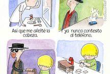 Viñetas / by Pablo Calzado