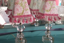 Romantic Shabby Chic Design 4 / by Lynette Larson Campbell
