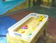 {July} Preschool Learning / by Amber Qualls