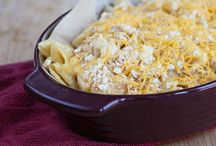casseroles / by Dianne Thompson