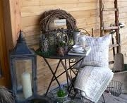 Front Porch Ideas / by Christine @ Little Brags Blog