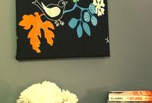 DIY Wall Art / by Seri Dreiling
