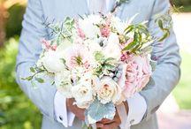 wed-vibe: blooms / by Sarah Mooney