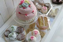 miniature and dollhouse sweetness  / by Debbie Booth