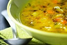 Food - Soups / by Heather Ready
