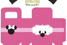 Disney printable party supplies / by Christie Taylor