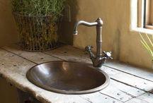 Bathroom Ideas / by Wendy A Katchmar