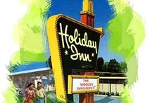 Vintage Holiday Inn / by Holiday Inn Express Malone