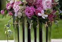 Tabletops ❤ Flowers ❤ Entertaining  / by Linda L. Floyd Interior Design