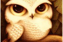 Owls / by Linda Elliott