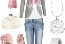 Cute Clothes / by Elizabeth Pershing