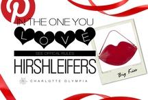 I Love Hirshleifers' / #ILOVEHIRSHLEIFERS  / by Carol