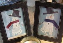 Cute!  Holiday Decorations / by Amy Threlkeld