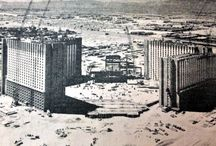 Castle Construction / Pictures of Excalibur's development and construction circa late 80's early 90's. / by Excalibur Hotel & Casino