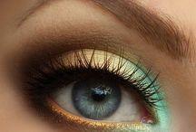 Make-up, Hair & Nails / by Morgan Pedrie