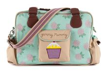 Autumn Winter Changing Bags | Diaper Bags / Changing Bags | Diaper Bags / by Pink Lining