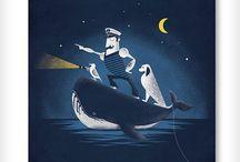 illustrations  / by Irene Cadenhead