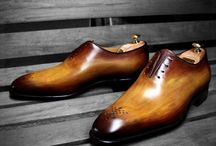 Men's luxury shoes / by Thierry Joli