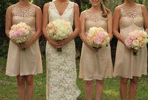 Bridesmaids Dresses / by Jenny Johnson