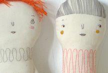 Dolls / by Lilla Cséfalvay