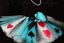 Alice In Wonderland  / by Lindsey Beaman