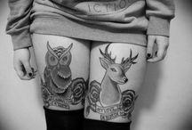 Tattoos / by Erica Zellmann