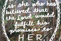 faith / by Brooke Cunningham