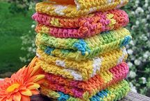 Crochet patterns / by Carolyn Hoover