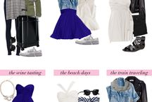 Travel / http://travelfashiongirl.com/packing-list-for-backpacking-europe-in-summer/ / by Alison Silva