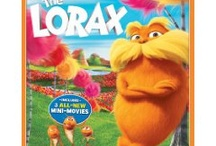Dr. Seuss' The Lorax / The Official Universal Studios Entertainment Pinterest Page for Dr. Seuss' The Lorax / by Universal Studios Entertainment