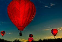 Hot Air Balloons / by Patricia Parker
