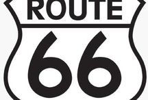 Traveling Route 66 / by Vicki Nolley