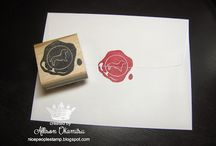 Stampin' Up! - Undefined Stamp Carving / by Stacey Lane, Stampin' Up!