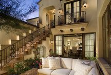 Outdoor Spaces / by Heather Irving
