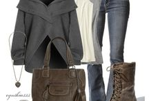 Clothes - modern / by Brandy Steffen