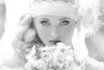 Black and White / by Angie