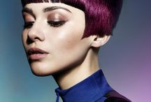British Hairdressing Awards Collection Royston Blythe & Charles Douek 2014 / Royston Blythe and Charles Douek are finalists in The British Hairdressing Awards 2014.  Here is their sensational collection / by Royston Blythe