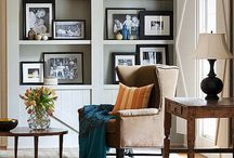 Family room / by Tricia Mitchell